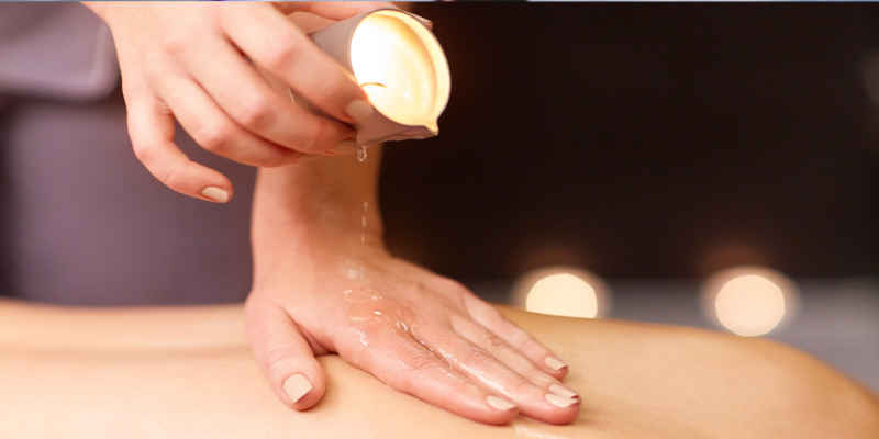 Relaxing Warm Candle Massage  - Hertfordshire
